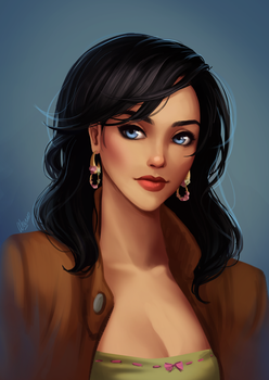 [C] Lois by Wernope