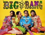 Big Bang Theory Beatles Sgt. Pepper by Rabittooth