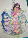 .:. Request - Aiko, Chiharu, and Nume .:. by PK-Alice