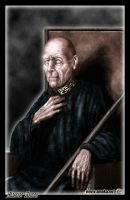 Maester Aemon by Amok by Xtreme1992