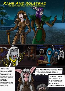 Dunemaul Comic 3 by Orcone