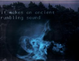 ... ancient rumbling sound by DoctrineDesigns