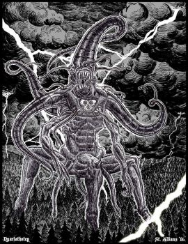 Nyarlathotep Big 6 by SaintAlbans