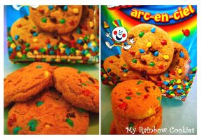 Some cookies by charminou