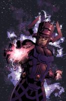 Galactus by Guy-Bigbelly