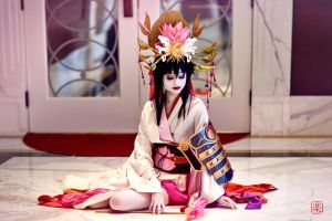 Hana - Gate 7 Cosplay by the-mirror-melts