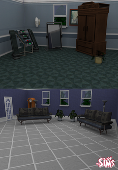 The Sims(menu) by Maxdemon6