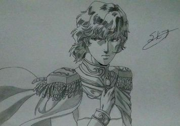 Reinhard's Drawing by StefanosDTsougranis