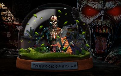 Iron Maiden - The Book of Souls XLII by croatian-crusader