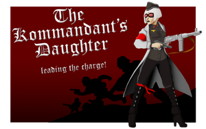The Kommandant's Daughter by SkipperLee