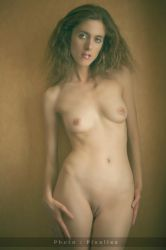 Nude study Miss S. by Pixelles