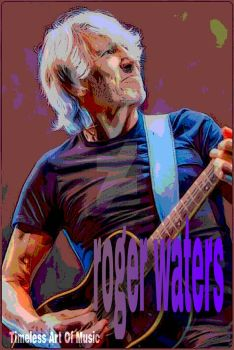 Roger Waters by teresanunes
