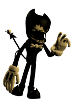 [Blender Internal] Stylized ReAnimated Bendy by AustinTheBear