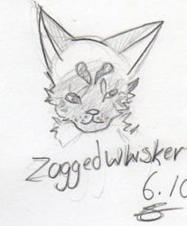 Zaggedwhisker by Scarlegs