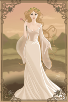 Emma in Camelot by SingerofIceandFire