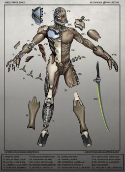 Genji Deconstructed by Christopher-Stoll