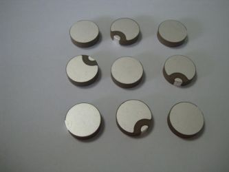 Piezoelectric Ceramic Disc (Disk) by bjultrasonic