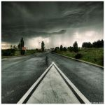 Storm over France by JeRoenMurre