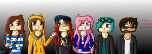 ep 6 YouTubers by reallytrulyRush