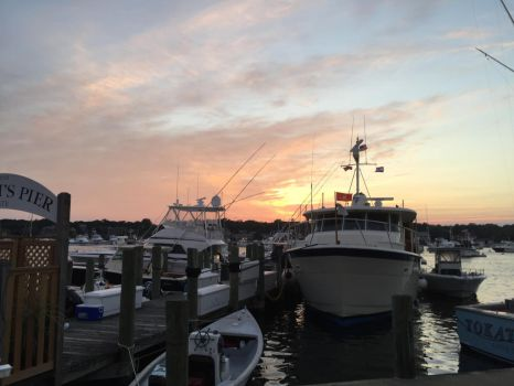 Martha's Vineyard Harbor by jumpinjeepers2002