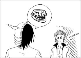 BLEACH - WTF Problem? XD by Washu-M