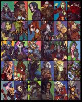 30 Wow Portraits (pt3) by emily-lorange