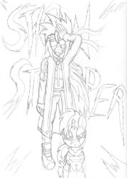 Show Stopper Lance and Sweetie Belle by PiplupSTARSCommander