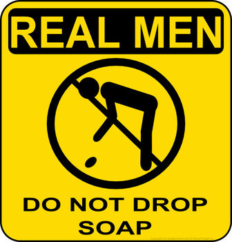 Real men by Mutar