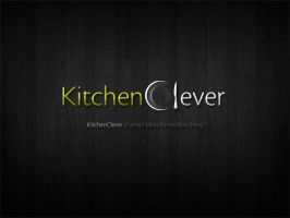 KitchenClever logo design by VictoryDesign