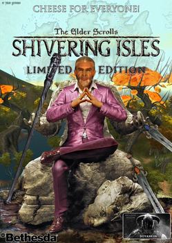 Uncle Sheogorath is in Far Cry 4? oO by TialasBetruger