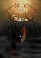 Over the Garden Wall by Chisueo001
