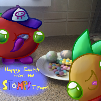 Happy Easter by Brodnork