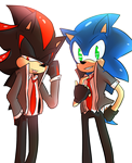 Shad or sonic by Kat-Tale