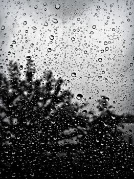 Raindrops by P5YD3X