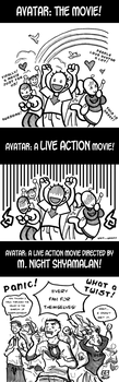 Avatar...The MOVIE? by Booter-Freak