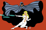 Cloak and Dagger by LarryKingUndead
