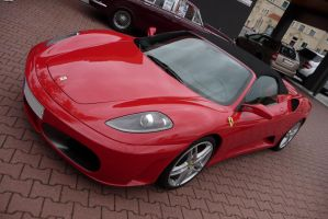 F430 Spider FrontSide higher by theTobs