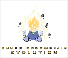 Suupa Shoowa-jin Evolution by DiggerEl7
