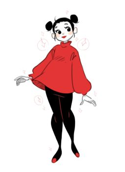 Pucca Survey (Please read description) by LittleKidsin