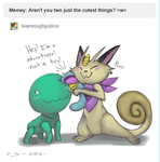 Question Answered Meowy by CrazyIguana