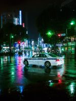 Tokyo Nights by amipal