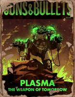 Guns And Bullets #9 Book - Fallout 4 by PlanK-69