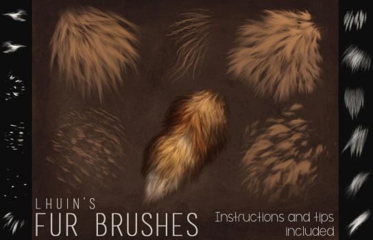 Fur Brushes - UPDATED by Lhuin