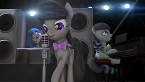 Performance Night by RedAceOfSpades