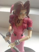 Aerith Play Arts by l3xxybaby