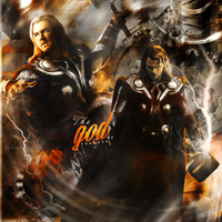 +The God Of Thunder - Blend by eminemutlu