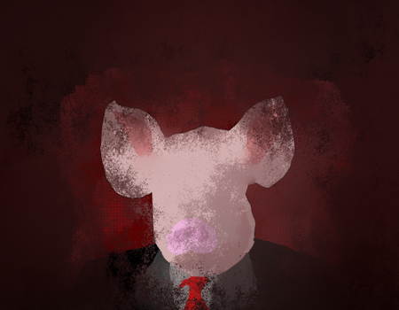 King of pig by wk6266