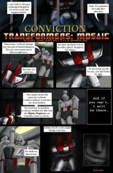 TF Mosaic CONVICTION by Ty-Chou