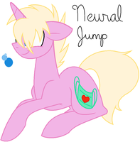 Neural Jump MLP Adopt by CheshireGrinAdopts