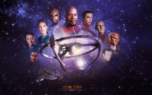 Star Trek: Deep Space 9 by 1darthvader
